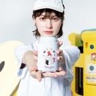 Yukie Shiratori (しらとり ゆきえ)のおにぎり Koozieのサイズイメージ