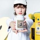 gufufuのフレンチブルドッグの五郎くんありがたや Kooziesのサイズイメージ