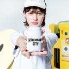 JIMOTO Wear Local Japanのひたちなか市 HITACHINAKA CITY Kooziesのサイズイメージ