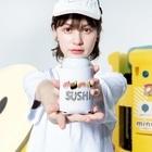 Sugar-ginger-cookie(チロル)のSUSHI. Kooziesのサイズイメージ
