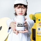 mya-mya=MIYA JUNKO's shop 02のBirds talk too much... Kooziesのサイズイメージ