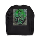 toy.the.monsters!のラビリンス Long sleeve T-shirtsの裏面