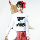 合同会社ズィーマ グッズ販売部のMyLove. Long sleeve T-shirtsの着用イメージ(表面)