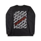 ZombieMustDie!のZombieMustDieサバゲーウェア Long sleeve T-shirts