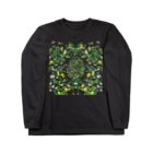 happymoonkobeのAutumn Reef Long sleeve T-shirts