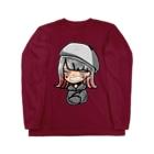 Shiina☻のメンヘラちゃん Long sleeve T-shirts