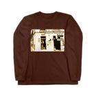 FUCHSGOLDのスペイン:トレドの土産物店 Spain: Souvenier shop in Toledo Long sleeve T-shirts