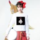 TYO GQOMのTYO GQOM 4 Long sleeve T-shirtsの着用イメージ(表面)