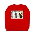 FUCHSGOLDのスペイン:トレドの土産物店 Spain: Souvenier shop in Toledo Long sleeve T-shirts