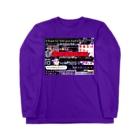 TALE  オンラインのメッセージ性つよすぎクソ Long sleeve T-shirts