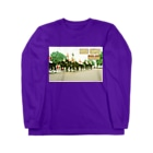 FUCHSGOLDのイギリス:王室騎兵(近衛騎兵) England: Horse Guards Long sleeve T-shirts
