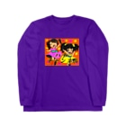 Rememberのシマハナ Long sleeve T-shirts