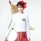 SIZUKI.の宵 【ロングスリーブTシャツ】 Long sleeve T-shirtsの着用イメージ(表面)