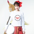 CharnのWONTANA GIRL Long sleeve T-shirtsの着用イメージ(表面)