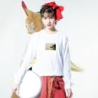 Shogo Hirokiのroom Long sleeve T-shirtsの着用イメージ(表面)