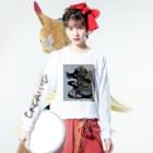CREAT1VEのcreat1ve Long sleeve T-shirtsの着用イメージ(表面)