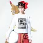 AMINOR (エーマイナー)のI'm a Skater Boy. Long sleeve T-shirtsの着用イメージ(表面)