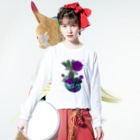 ムラマス カツユキの『Re: Fe』 Long sleeve T-shirtsの着用イメージ(表面)