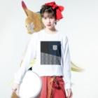 YükaCh!ka(ユカチカ)の切り替えし-2 Long sleeve T-shirtsの着用イメージ(表面)
