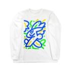 coppepan_brothersのハワイアン君!の巻☆ Long sleeve T-shirts