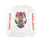 holiovyの鍾馗 Long sleeve T-shirts