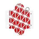 気ままに創作 よろず堂のサーヴィエ行進曲 紅 Mini Clear Multipurpose Case