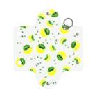花壇着のお店のキラキラレモン Mini Clear Multipurpose Case