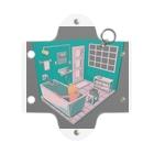 しょうゆ工場のバスルーム Mini Clear Multipurpose Case