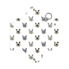 dot plusのdot plus CAT Mini Clear Multipurpose Case