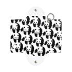 PANDA panda LIFE***のぞろぞろパンダ Mini Clear Multipurpose Case