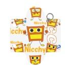 ジェー・オー・ビーのNicchy Mini Clear Multipurpose Case