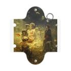 世界の絵画アートグッズのイリヤ・レーピン 《海底の王国でのサドコ》 Mini Clear Multipurpose Case