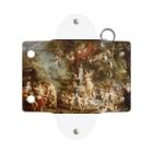 世界の絵画アートグッズのピーテル・パウル・ルーベンス 《ヴィーナスの饗宴》 Mini Clear Multipurpose Case