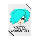 KIKITEKI_LABORATORYのPONITE GAL ミント×黄緑 Notes