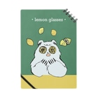 aaのlemon glasses Notes