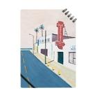 Nao TatsumiのSan Jose, California Notebook