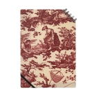 J. Jeffery Print Galleryのトワルドジュイ Toile de Jouy Notes