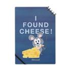 *suzuriDeMonyaa.tag*のチーズはここに!*ノート Notes