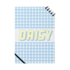 dog school.comのDaisy's Note / GINGUM CHECK PATTERN Notes