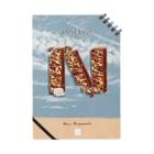 喫茶角砂糖の【N】ナッツブラウニー Notes