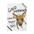 PiKOLLEのGood morning misque! Notes