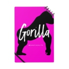 Official-gorillaのOfficial.girillaグッズ(ピンクロゴver.) Notes