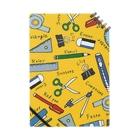 イチハシコのぶんぼうぐ /yellow Notes