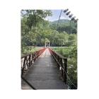 mofumofuwankoの吊り橋ノート Notes