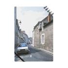 FUCHSGOLDのフランス:ブロワの風景 France: view of Blois Notes
