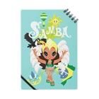FOXY COLORSのI LOVE SAMBA! アイラブ・サンバ! Notebook
