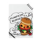 *suzuriDeMonyaa.tag*のCT14 Gz かぼちゃバーガーA Notes