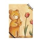 :trunk:chiyo ちいさなおみせのクマちゃんとチューリップ Notes