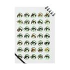 ANT☆Diaryのありんこさん図鑑 Notes