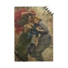 世界の絵画アートグッズのガエターノ・ベッレイ 《雨の日の彼女たち》 Notes